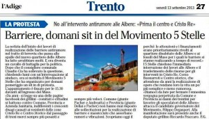 Sit in M5S