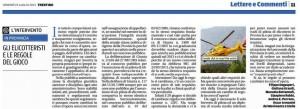 Read more about the article Gli elicotteristi e regole del gioco