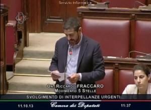 Read more about the article Interpellanza in Aula di Riccardo sul TAV Brennero: «Governo fermi speculazione»