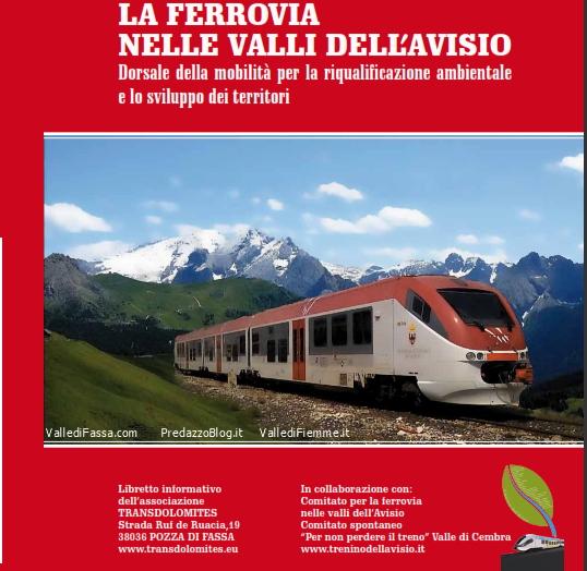 Read more about the article Transdolomites in un'ottica di potenziamento dei trasporti pubblici