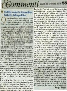 Read more about the article Replica a Sergio Mattivi