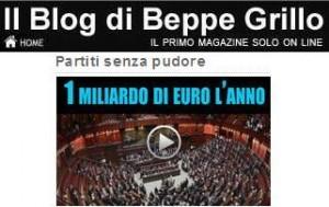 Read more about the article Trasparenza sul bilancio della Camera: gli interventi in Aula