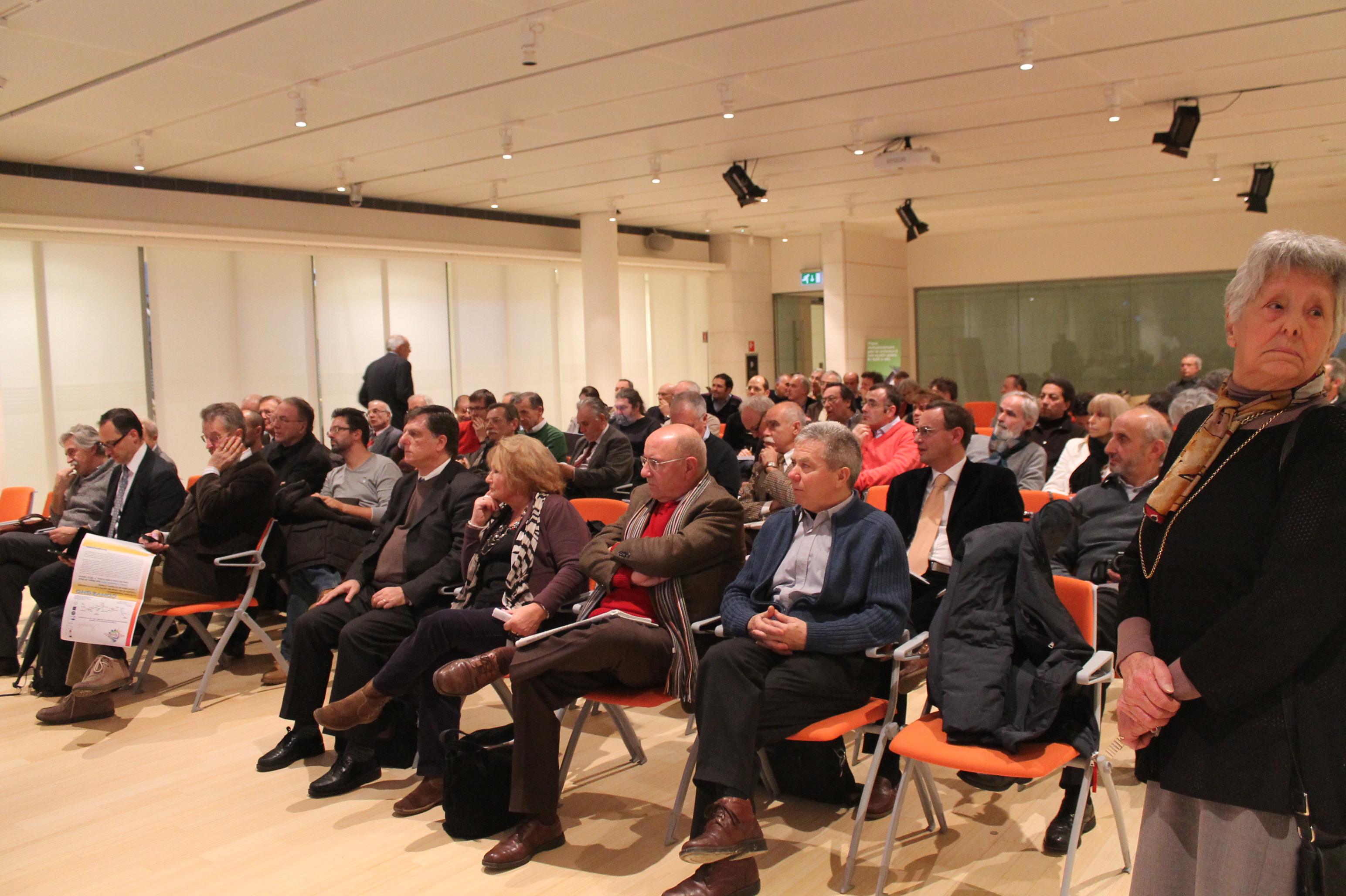 Read more about the article Bottamedi al convegno al Muse di Transdolomites