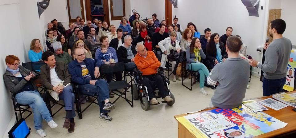 You are currently viewing Presentazione lista candidati del MoVimento 5 Stelle arcense