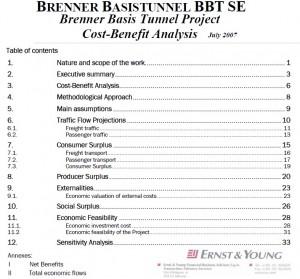 Read more about the article TAV Brennero: il M5S rende pubblica l'Analisi Costi Benefici