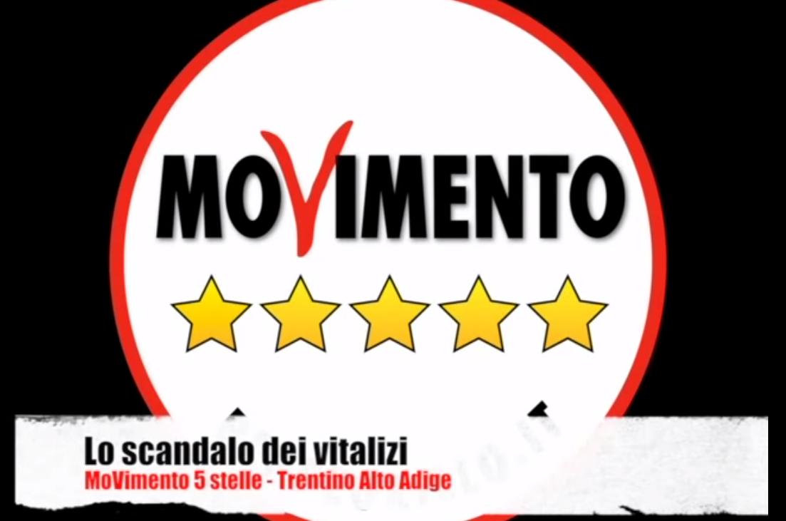 Read more about the article Vitalizi: Alex Marini e Diego Nicolini (M5S Trentino Alto Adige) presentano un'interrogazione per fare luce sulle proposte della SvP