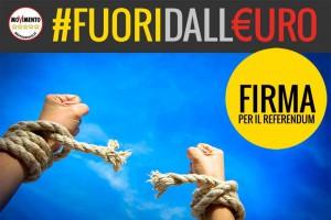 Euro, un referendum per il futuro dell'Italia
