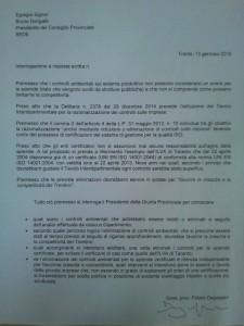 Read more about the article Secondo la PAT meglio meno controlli ambientali per le aziende certificate: peccato che anche l'ILVA di Taranto lo fosse