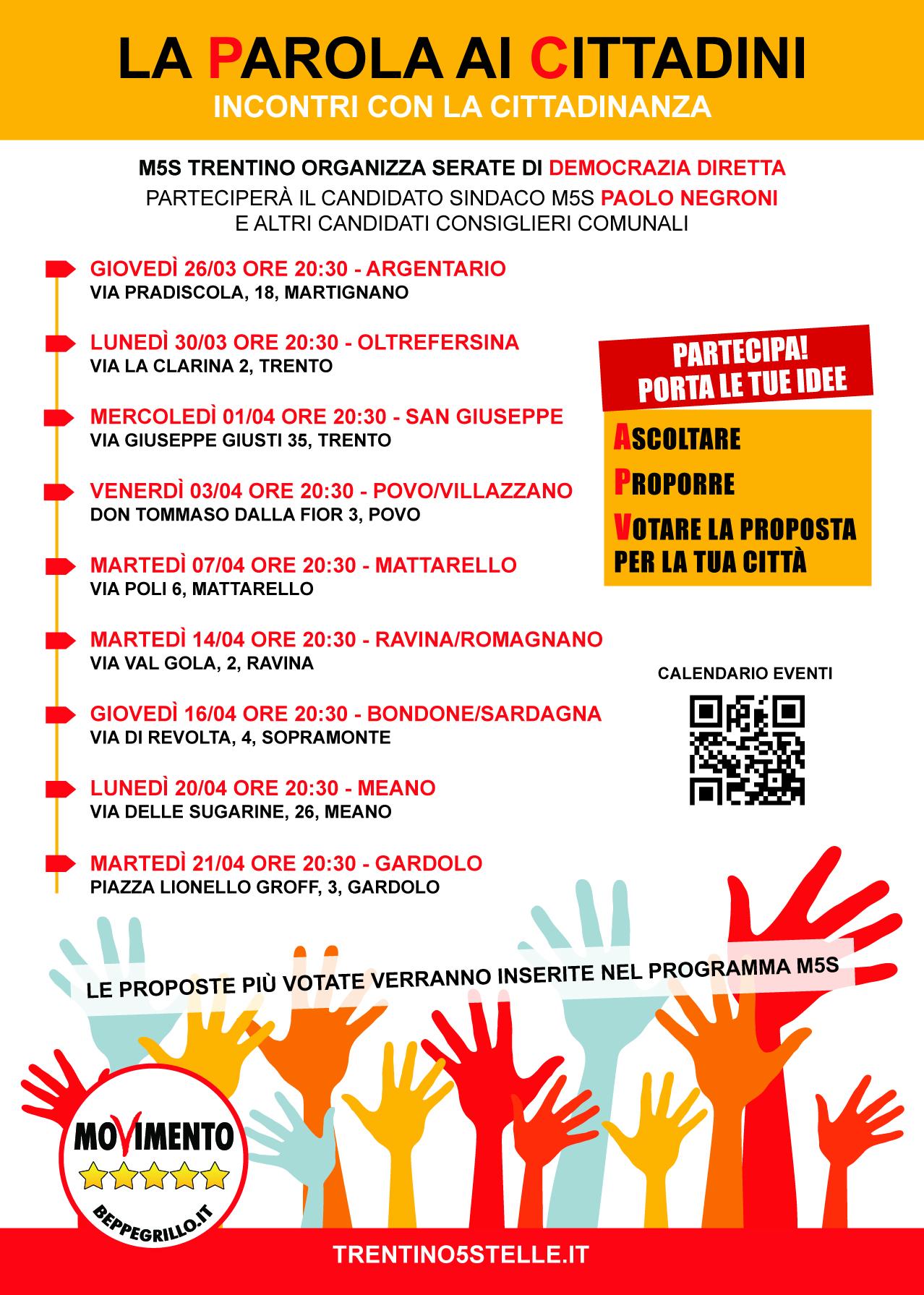 Read more about the article La Parola alla circoscrizione di San Giuseppe – Santa Chiara