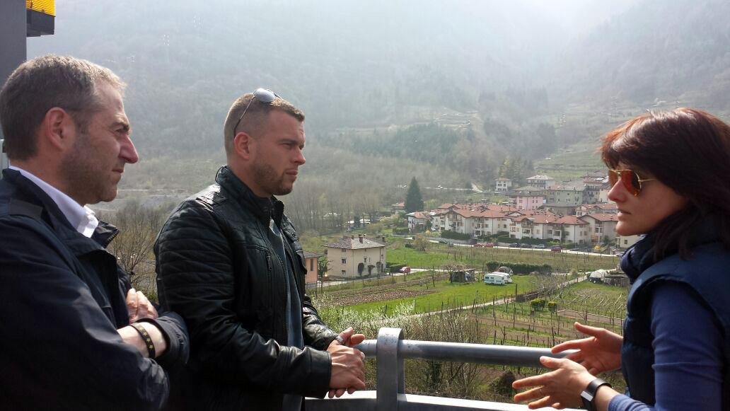 """Read more about the article Degasperi: """"la discarica di Sardagna va bonificata"""""""