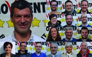 Read more about the article Candidati di lista M5S per elezioni comunali di Mori 2015