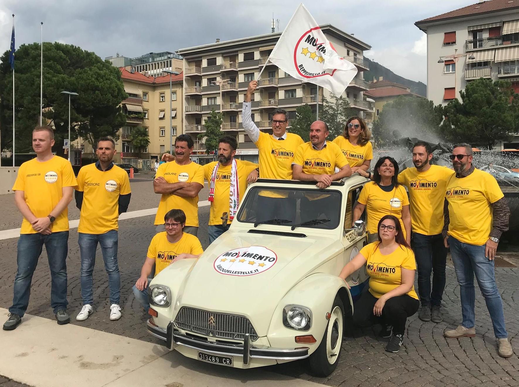 You are currently viewing M5S Provincia di Bolzano