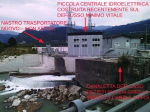 Read more about the article Scarico detriti nell'Adige, le regole valgono per tutti!