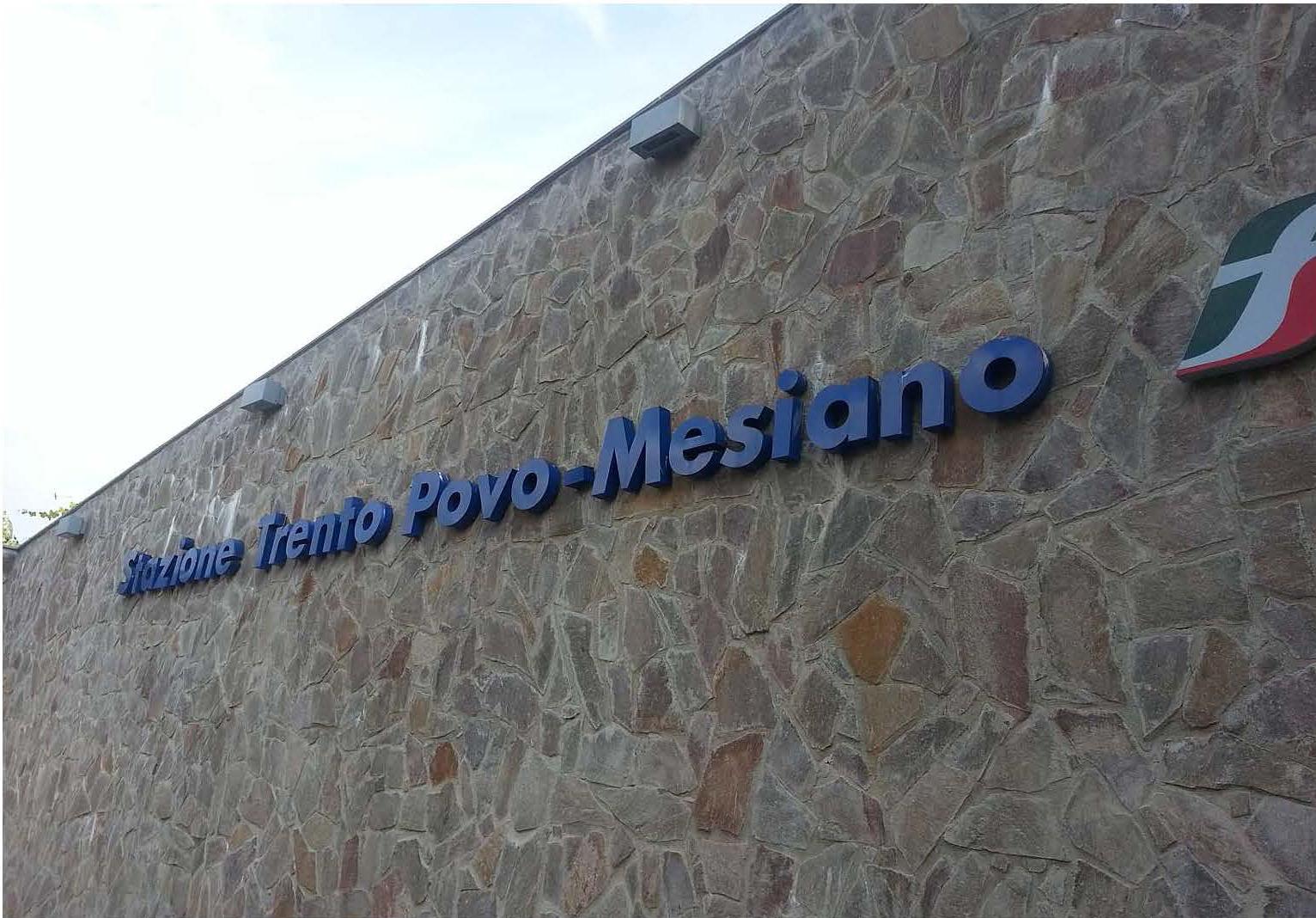 Read more about the article Salvare la stazione di Povo da incuria e abbandono