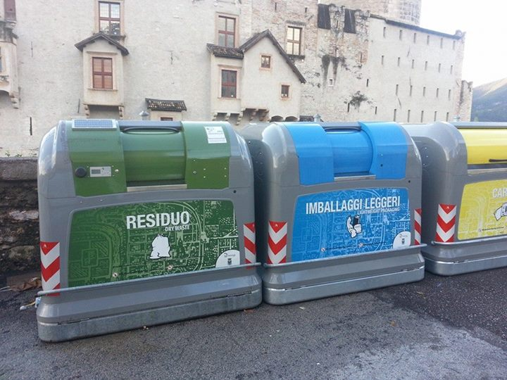 Read more about the article Proposta del M5S di Trento per migliorare la gestione rifiuti in Piazza Cantore