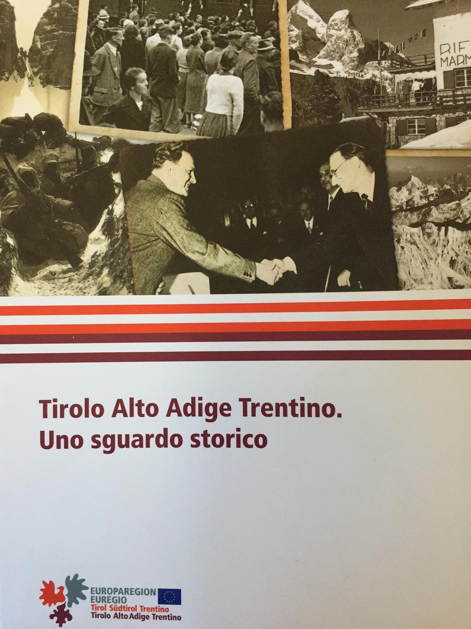 You are currently viewing Interrogazione scritta: Chiarimenti in merito alla pubblicazione «Tirolo Alto Adige Trentino. Uno sguardo storico»
