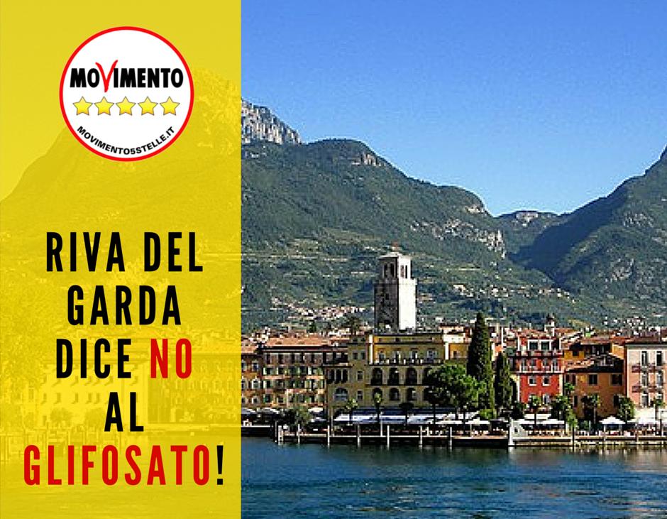 You are currently viewing Riva del Garda dice no al Glifosato grazie al M5S
