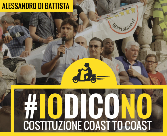 You are currently viewing Di Battista per il NO al Referendum a Riva del Garda