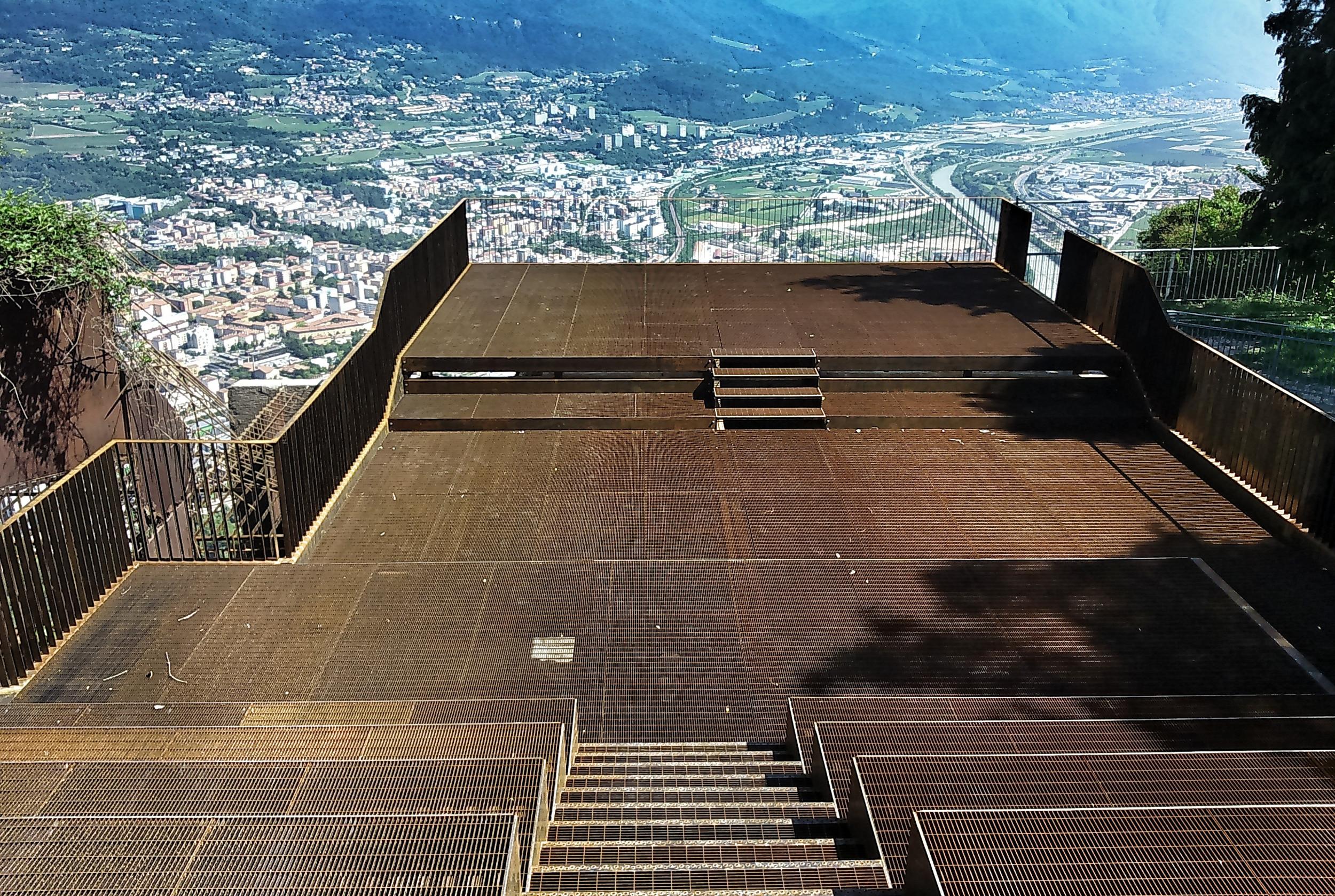 You are currently viewing Nuovo punto panoramico a Sardagna: il M5s rimane perplesso sulle scelte prese