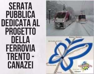 Read more about the article Ferrovia Trento-Canazei:  un progetto da conoscere e rilanciare