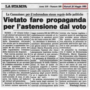Read more about the article Referendum Cavalese. Dichiarazioni Welponer inopportune, stato di diritto deve restare stella polare