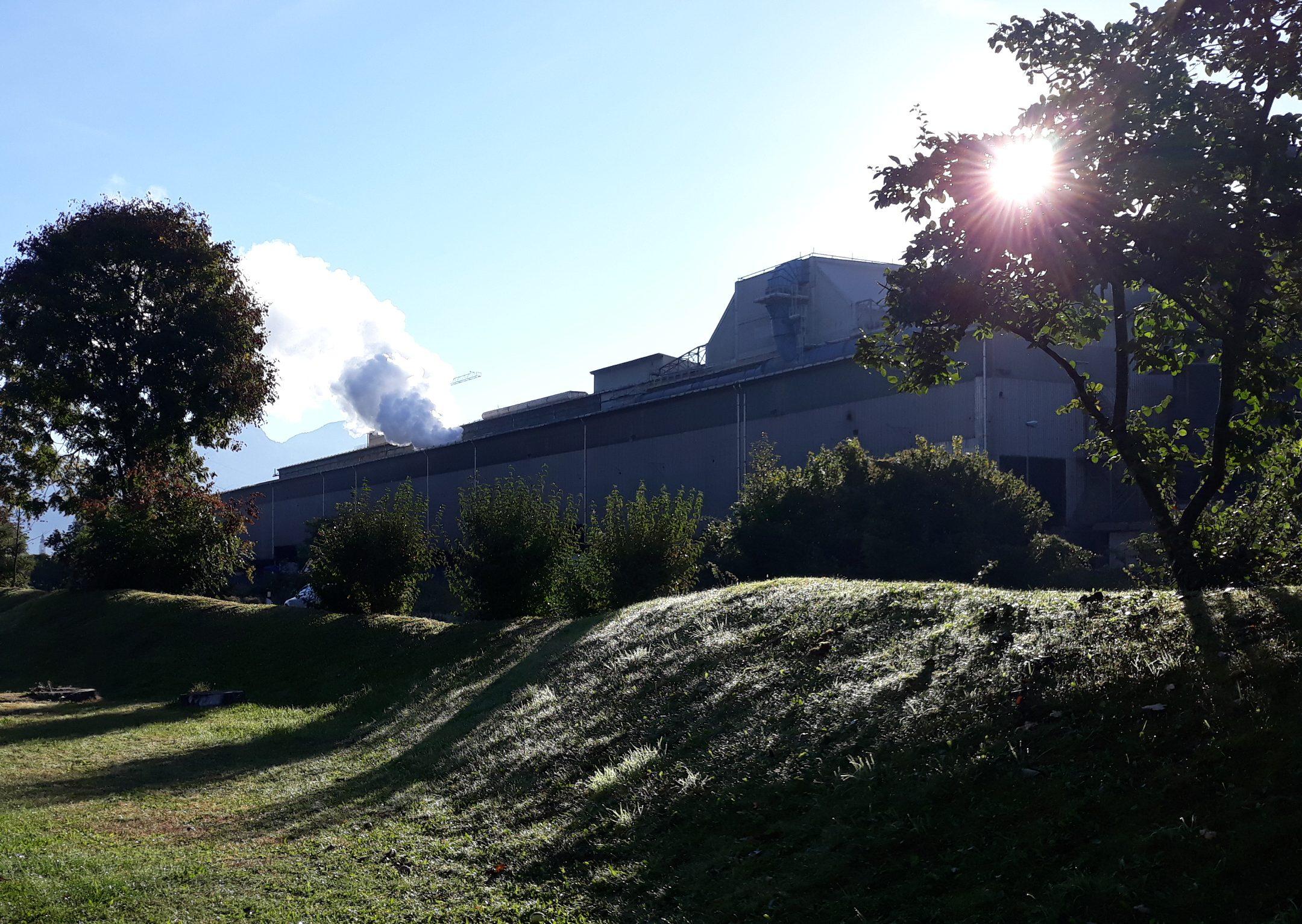 Acciaieria di Borgo, la piccola ILVA trentina