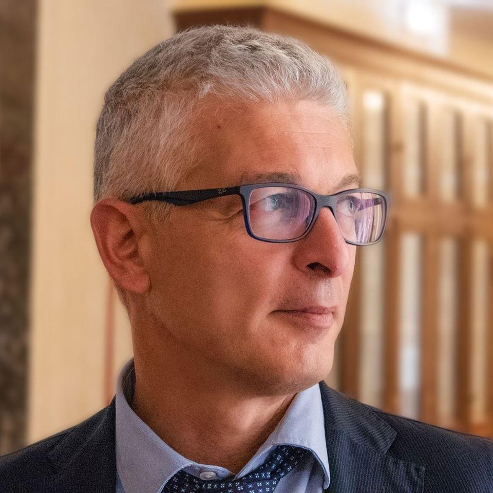 Venerdì 3 Maggio 2019: Nicola MORRA, Presidente della commissione antimafia in vista in Trentino Alto Adige.