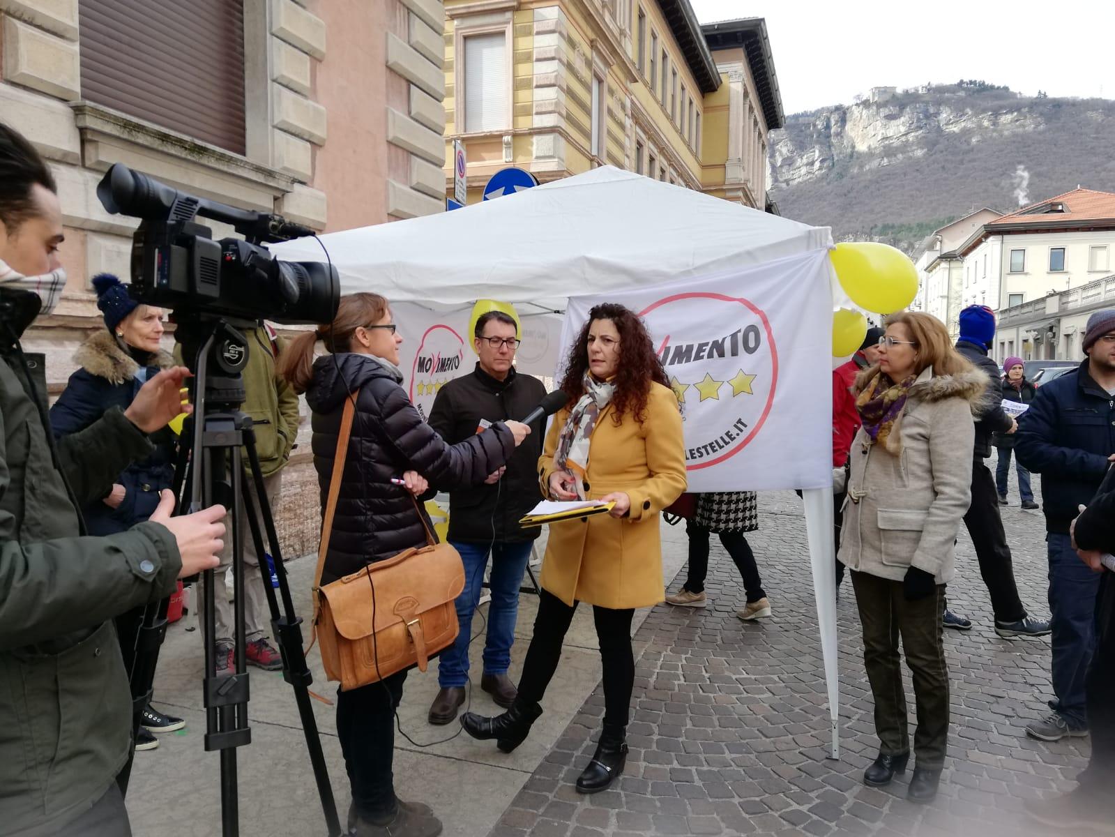 Read more about the article Presentazione della candidata sindaco per Trento: Carmen MARTINI