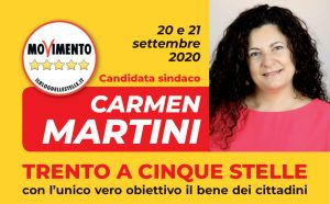 Volantino Programma M5S Trento 2020